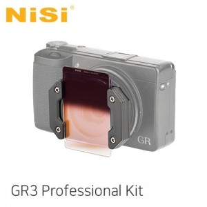 [니시필터] GR3 PROFESSIONAL FILTER KIT FOR RICHO GR3 GR3PK