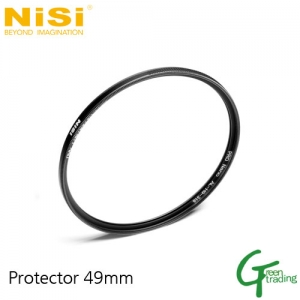 [니시필터] NiSi Filters 49mm Protector Filter PRO Nano HUC Series