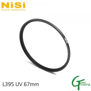 [니시필터] NiSi Filters 67mm UV Filter L395 SMC Series